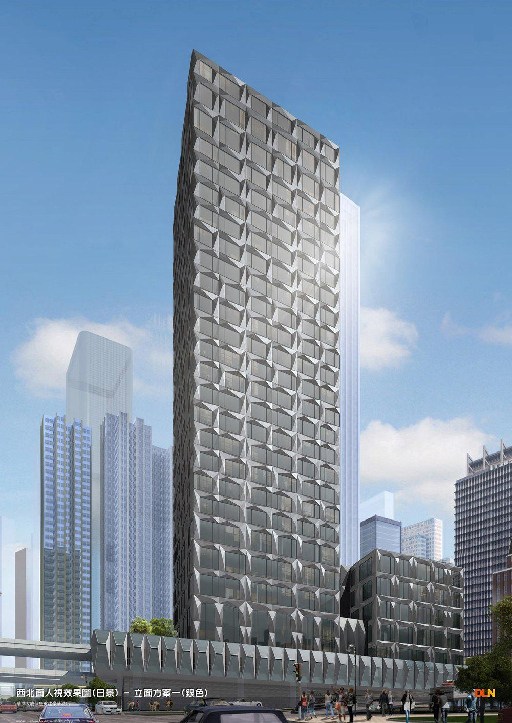 St Regis Hong Kong will be located in a mixed-use tower owned by China Resources Property / Starwood Hotels and Resorts