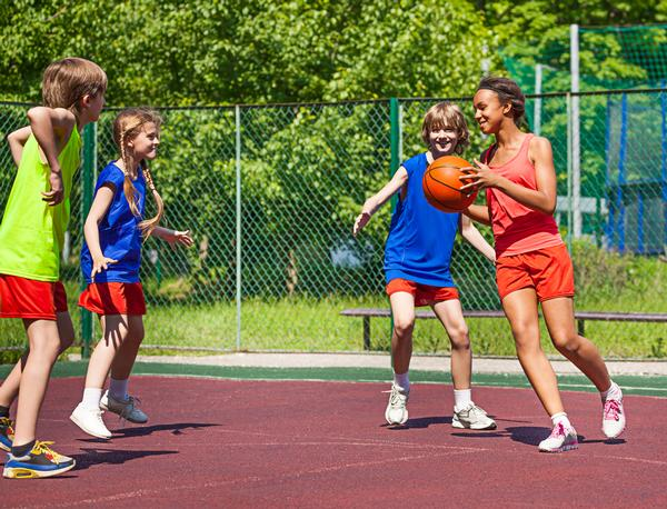 Getting kids active has finally moved higher up the political agenda