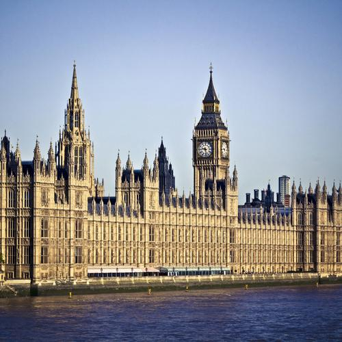 The House of Commons, in London's Houses of Parliament, was the scene for yesterday's tourism VAT debate / Shutterstock / QQ7