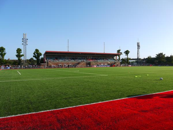 O'Brien delivers natural pitches, multi-use games areas and synthetic pitches