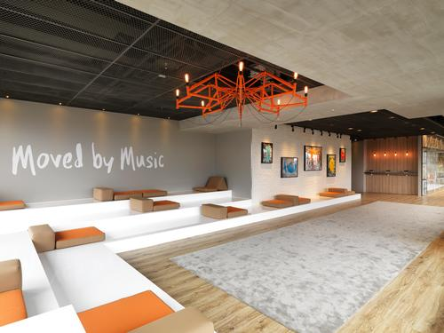 Music mogul launches boutique fitness studio in Taiwan