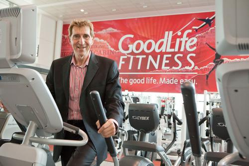 GoodLife Fitness and 24 Hour Fitness to allow members access to each other's clubs