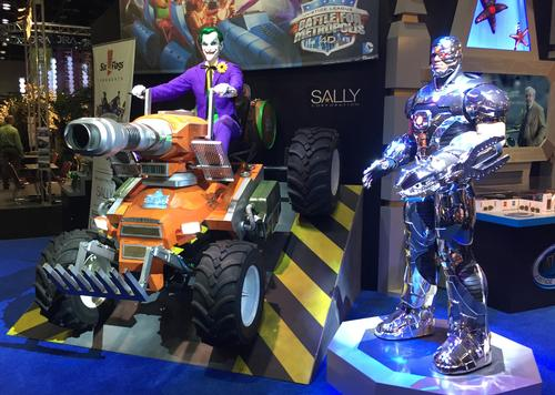 Business boom for suppliers at IAAPA 2014
