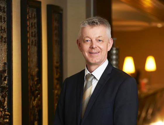 Andrew Gibson, Accor Hotels' vice president of wellbeing, is chair of the new association / Accor Hotels