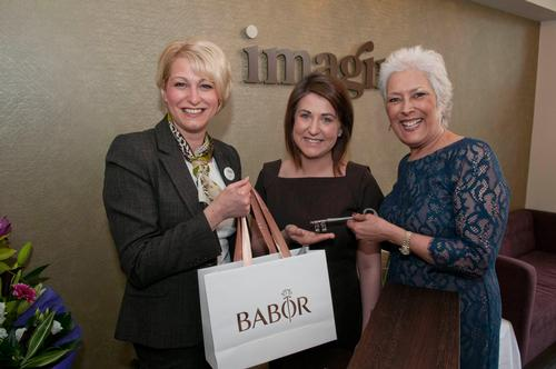 Opened by Lynda Bellingham, the spa will feature products by Babor / Hazlewood Castle