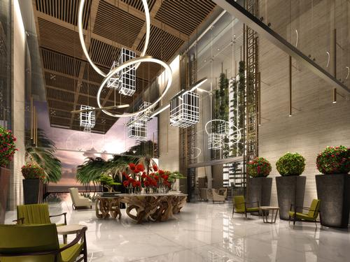 The hotel's exteriors have been designed by architect Roberto Elias of Elias Estudio, with interiors by Francois Frossard of Francois Frossard Design