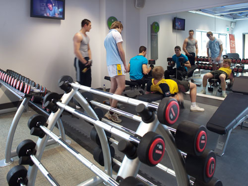 Spa Business New Gym For Bishop S Stortford Facility