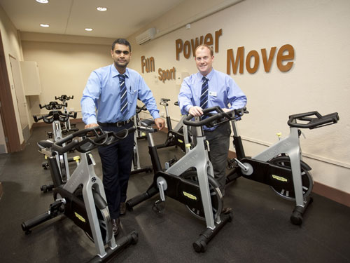 New £1m gym for Crystal Palace venue