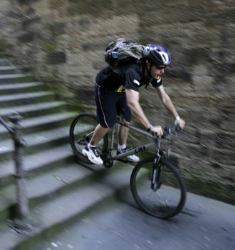Transport and planning discourage physical activity
