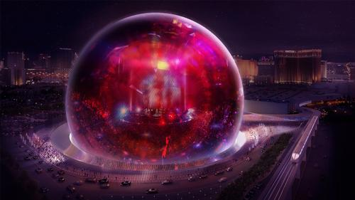 Madison Square Garden Company Reveals Dramatic Plans For U0027the Future Of  Live Entertainmentu0027 In London