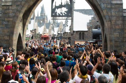 US$500m Harry Potter attraction casts spell over Osaka, Japan