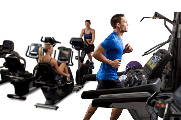 The new Spirit 900 CV range is proving popular with health club members