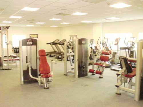 Work completed on new leisure centre at Somerset's Preston School