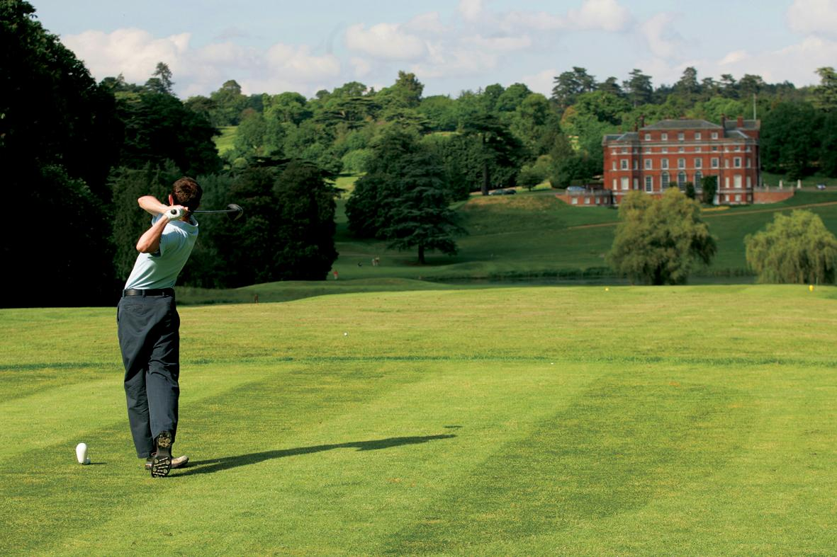 Golf Tourism England is among the projects to benefit from the partnership / Golf Tourism England