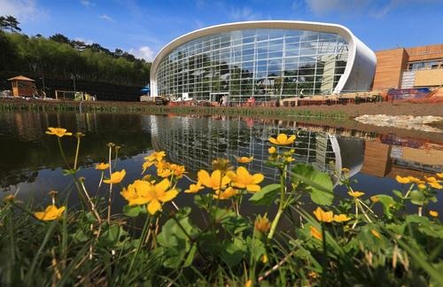 More than 250 guests are expected to attend the first day of the event which will be held at Center Parcs Woburn, UK / Center Parcs