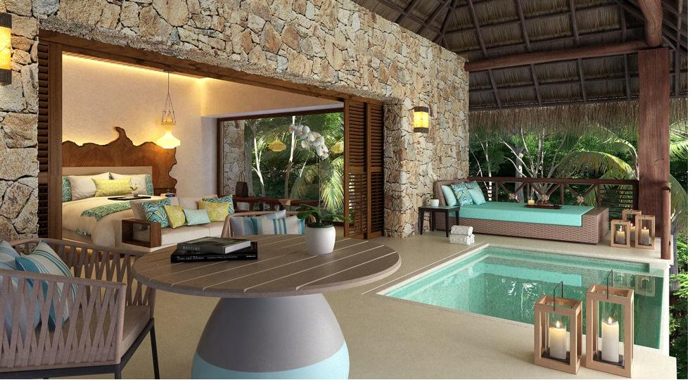Chablé Maroma will feature interior designs by Paulina Moran, who also worked on Chablé Yucatan
