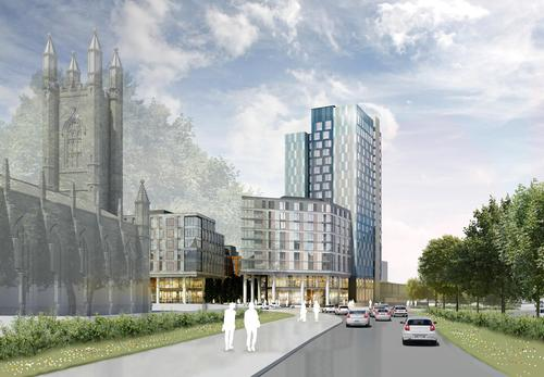 Chinese-backed £65m mixed-use scheme in Sheffield gets go-ahead