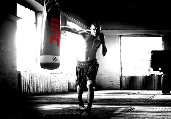 Dyaco has a global licence to bring the UFC brand into the fitness equipment market