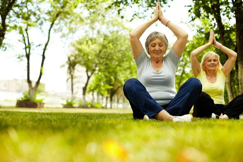 Previous studies indicate yoga has an immediate effect on the sympathetic nervous system and on the body's response to stress / Shutterstock / Pressmaster