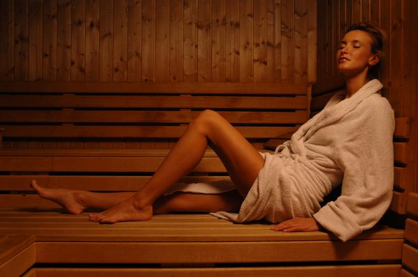 Many local leisure centres are adding saunas to their offering  / shutterstock