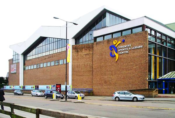 Coventry's only 50m swimming pool will close, replaced by a 25m pool