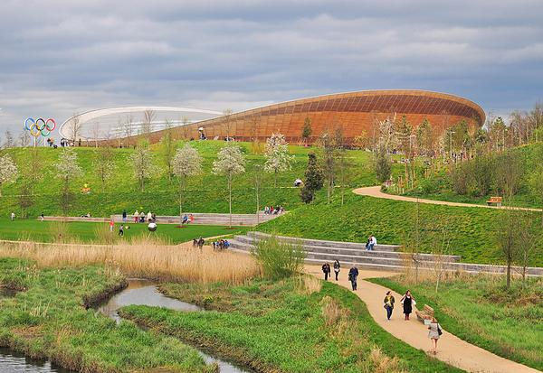 The Queen Elizabeth Olympic Park in London is now in legacy mode / photo: Shutterstock/Ron Ellis