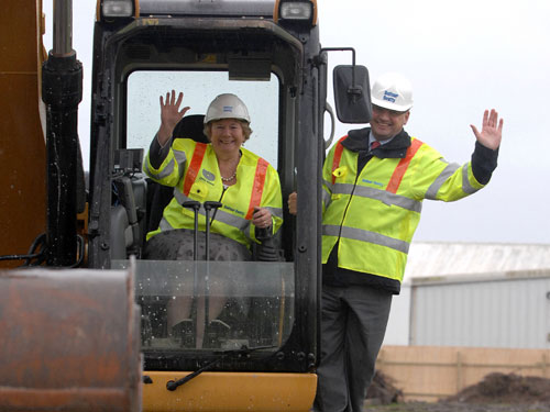 Work starts on Plymouth's Life Centre