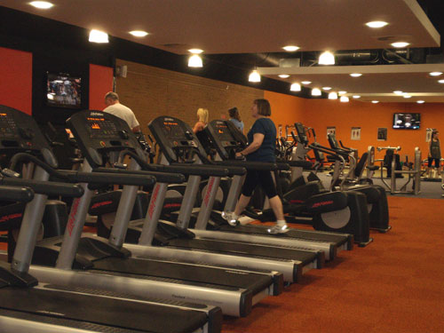 New fitness facilities for Redhill complex