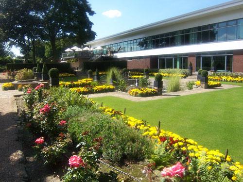 The three-phase, GBP10m refurbishment of Roehampton Club is complete
