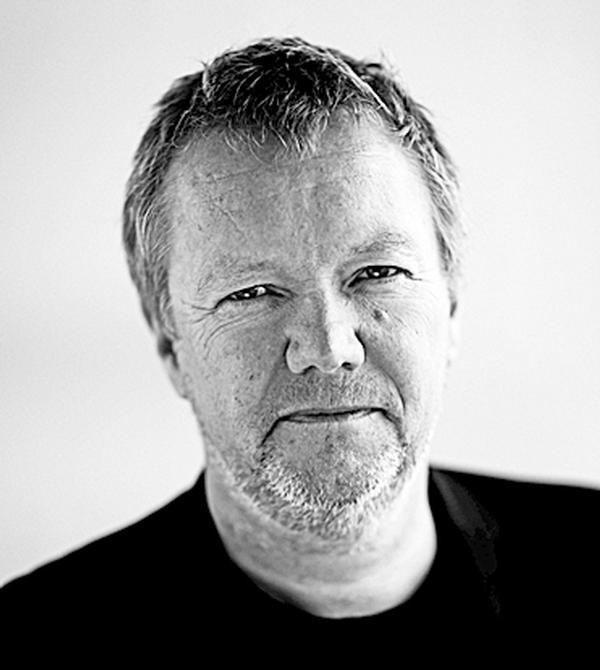Snøhetta's Kjetil Trædal Thorsen