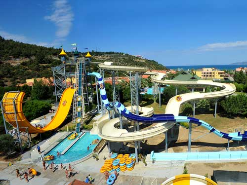 Aqua Fantasy Waterpark's new ride adds to two installed last year