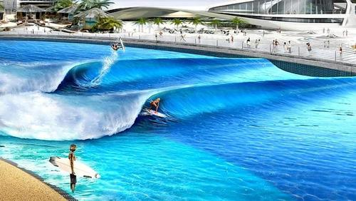 AU$90m waterpark with surf facilities approved for Queensland