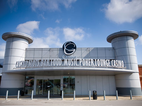 Adrian frost casino