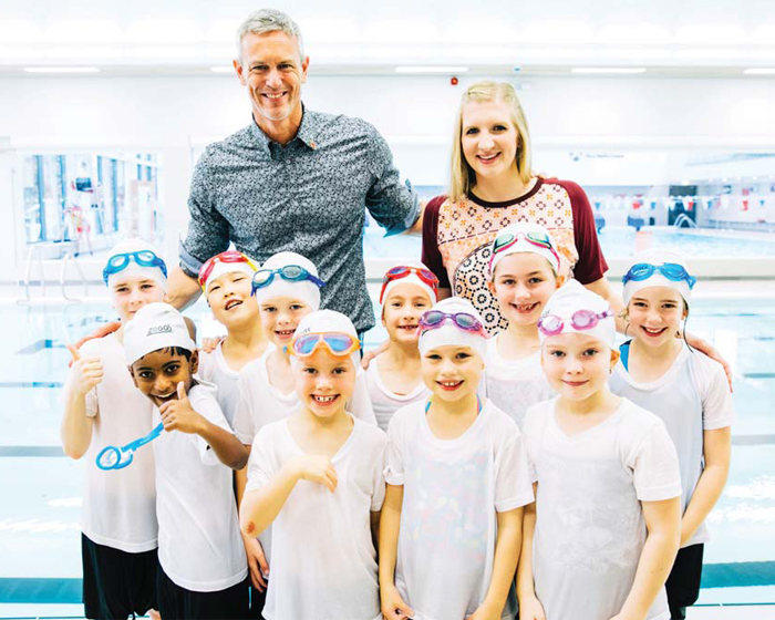 Make a splash and become an Everyone Active swimming teacher