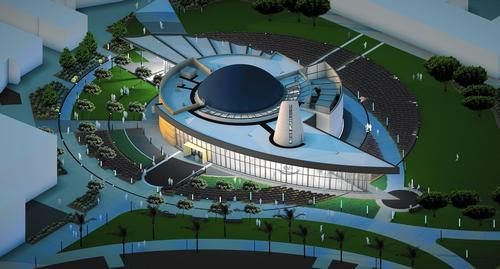 Work to start on US$19m California planetarium development