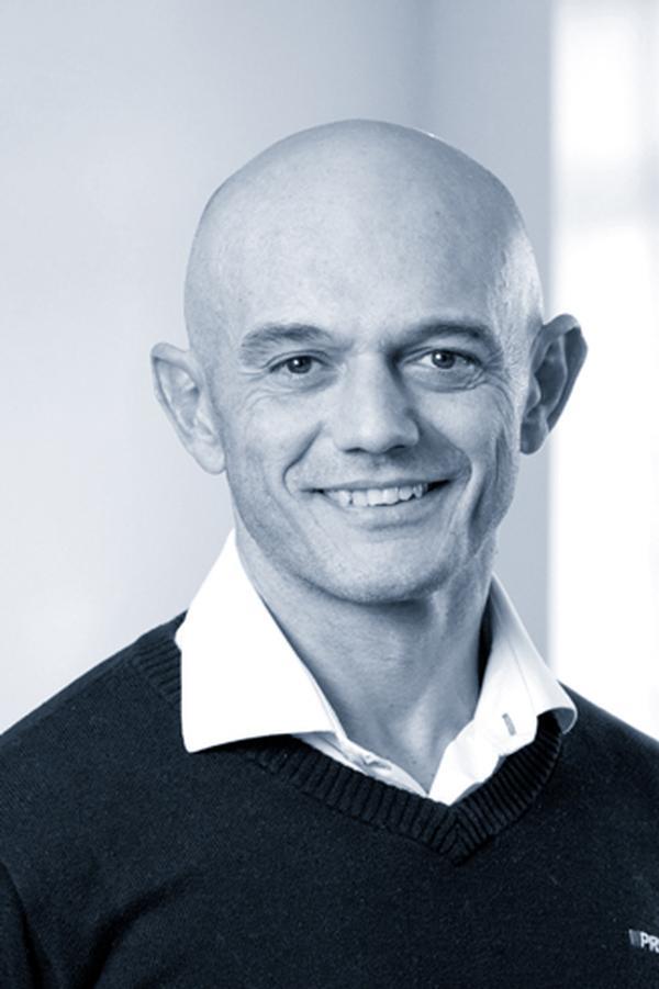 Justin Smith, Head of UK, Precor