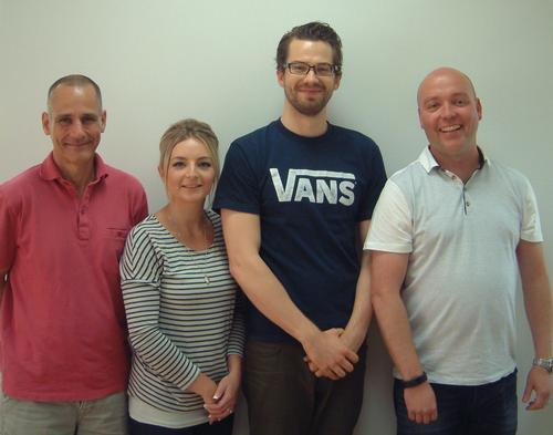 Fitness software specialist Refer-all bolsters team with new recruits