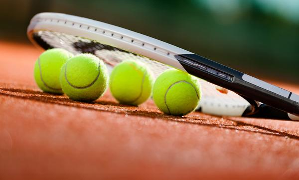 Ensuring the quality of tennis courts / PIC: ©shutterstock_Karramba Production