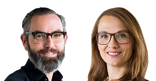 Kieran Stanley and Karen Klessinger