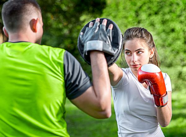 Four PT sessions a month is TruBe's most popular option / shutterstock