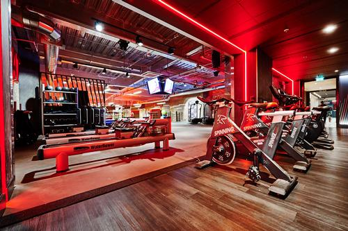Wexer teams with Fitness First offshoot for new gym app