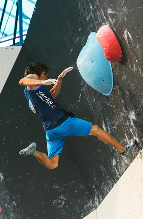 "Climbing federations will now be given ""political influence and power"", according to the IFSC CEO / images © ifsc / sasha onil"