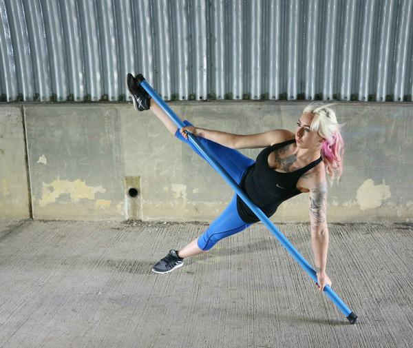 New bar gives full-body workout