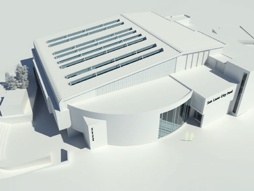 Wakefield pool plans submitted