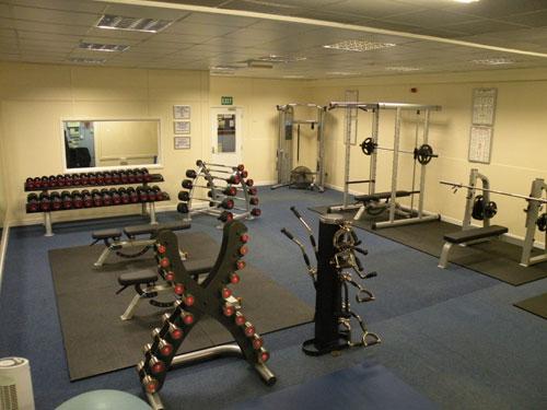 Refurbishment for Greasley leisure venue