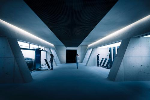 The state-of-the-art facility, called 007 Elements, opens on 12 July
