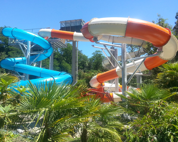Australian Waterslides adds thrills and spills at resort