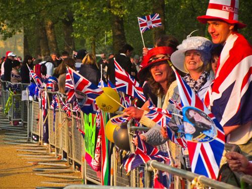 Britain enjoys record year for tourism