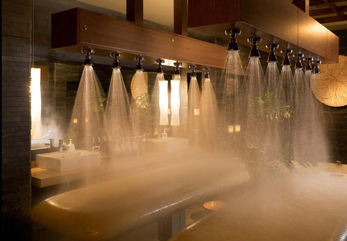 The Yu Spa is the largest in any Tokyo hotel and offers more than 40 treatments