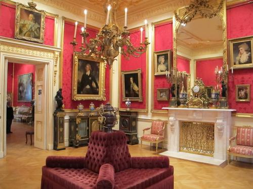 Wallace Collection's Great Gallery reopens after £5m refurbishment